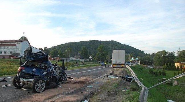 Magyar kamionos miatt jött világra sérült aggyal Michalek