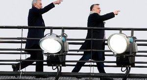 Válaszolt Orbán: ezért ment a stadion tetejére a török milliárdossal