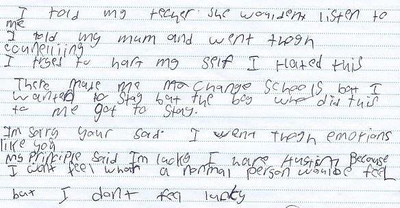 Szexuálisan zaklatták, tanára azzal nyugtatta, hogy mivel autista, neki kevésbé fáj