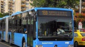 Rosszul lett a buszsofőr Csepelen, újra kellett éleszteni