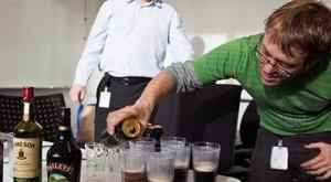 Kolumbiában lehet alkoholt inni meló közben