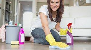 A takarítás 7 veszélye - Ragyogjon minden! De milyen áron?