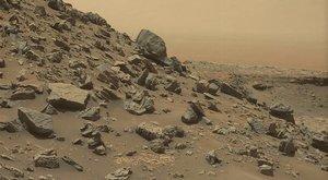 A dinók kihalása óta alszik a Mars vulkánja