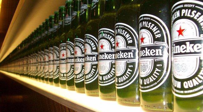 Leállította a Heineken árusítását a brit Tesco
