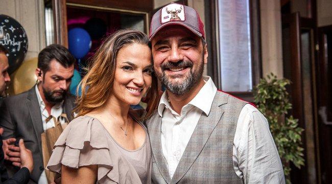 Titoktartásra kötelezi Debreczeni Zita és Giannia násznépet