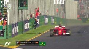 Vettel végül legyőzte Hamiltont – izgalmas szezon elé nézünk