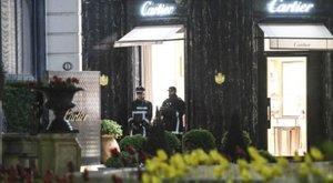 Fegyveresek raboltak ki egy ékszerboltot Monacóban