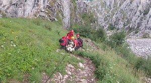Rutinos pilóta volt a szikláról lezuhant Gergely