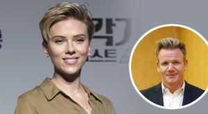 Scarlett Johansson totál szerelmes a nyers modorú szakácsokba