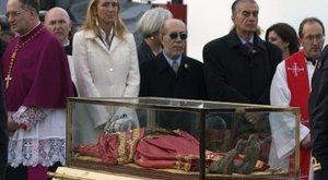 A múlt rejtélyei: Lucia nem halott, csak alszik