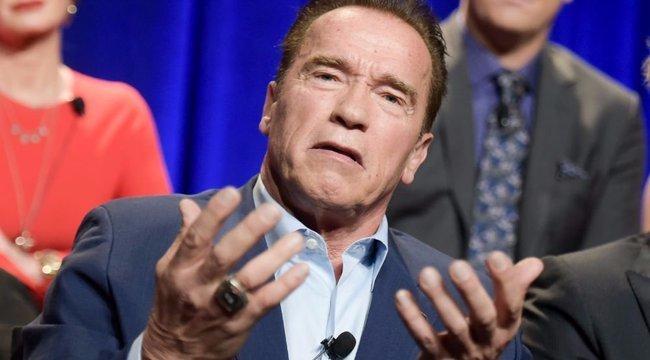 Megható fotópárt osztott meg Schwarzenegger