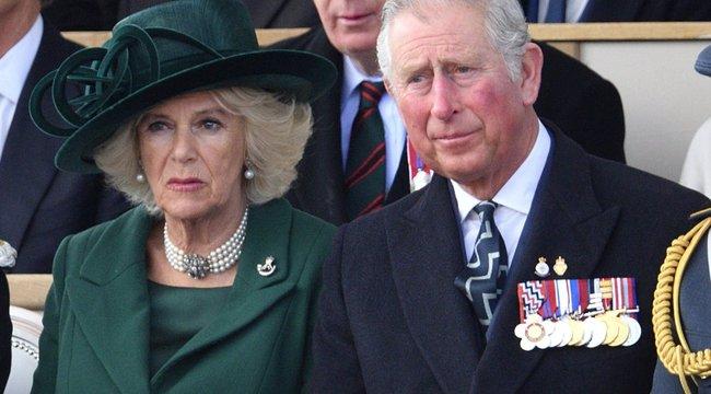 Károly hercegüzletasszonnyal csalta Kamillát