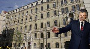 Milliárdokból építik Kövér László rezidenciáját