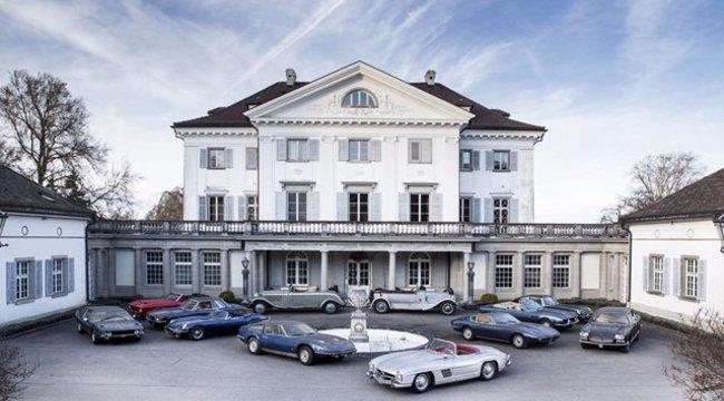 Senki se gondolta, milyen gyönyörűségek lapulnak a svájci kastélyban