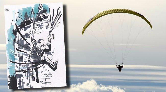 Tapasztalt pilóta volt a szörnyethalt magyar siklóernyős