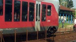 Halálos vonatgázolás történtSülysápon