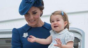 Katalin hercegné magányos anyának érezte magát