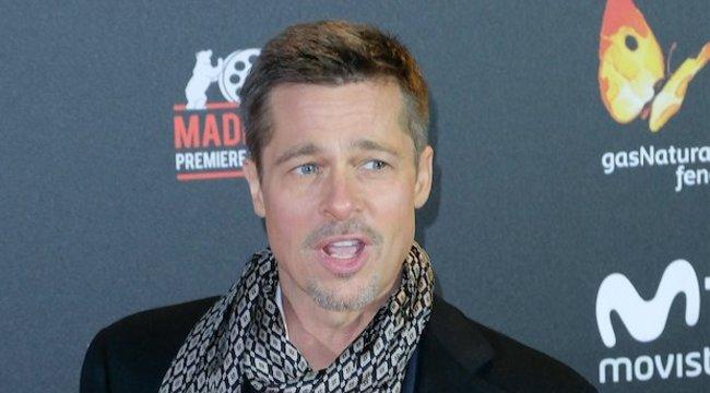 Brad Pitt újra randizgat