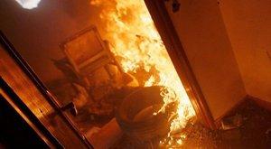 Gázrobbanás a fővárosban