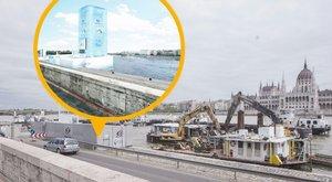 Közeleg a vizes VB: Még csak alapozzák a toronyugrás helyszínét