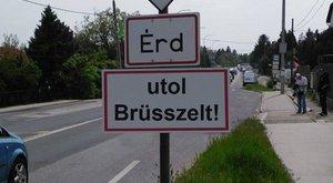 Érd utol Brüsszelt!