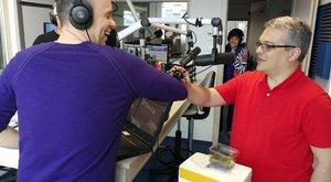 Madárpók a Sláger FM-nél