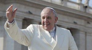 Saját magát játssza Ferenc pápa egy új filmben