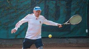 82 évesen heti kilencszer edz az exöttusázó Török