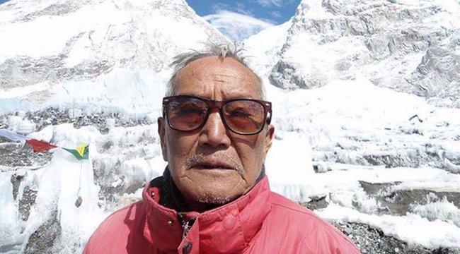 Korhatáros lesz a Mount Everest