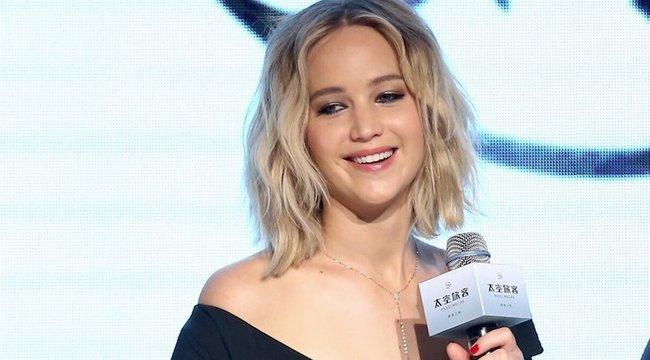 Énekelje el Jennifer Lawrence dalát!
