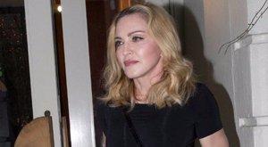 Meztelen képet rakott ki magáról az 58 éves Madonna