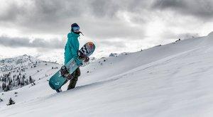 A magyar snowboardos ráérzett a futás ízére
