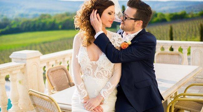 Célba értek Veronika titkos menyasszonyi lufiüzenetei