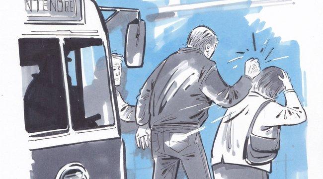 Megvertek egy Down-kóros nőt a Margit hídi HÉV-megállóban