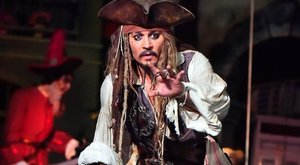 Johnny Depp részegen csinált hülyét magából