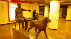 Ne feledje! Vasárnaptól újra megáll a metró a Kossuth téren