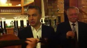 Ezért fakadt dalra Orbán Kínában