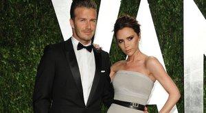 El sem hiszi, mit von meg feleségétől Beckham!