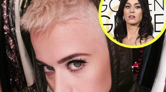 Katy Perry elárulta, miért változtatott drámai módon külsején - videó