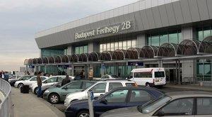 Bombát találtak a ferihegyi repülőtéren