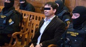 13 évet kapott Portik a Fenyő gyilkosságért