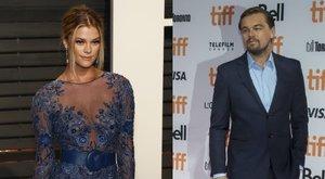 Újabb szexi modellt tett lapátra DiCaprio