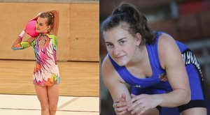 Nem mindennapi fordulat: ritmikus gimnasztikáról váltott birkózásra Niki