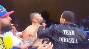 Durva revansot vett az bokszedző a K.O. után – videó
