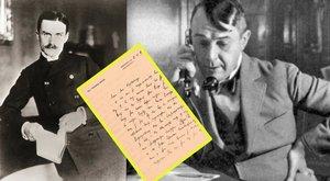 Kalapács alatt Thomas Mann Kosztolányinak írt levele