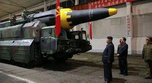 Kim Dzsong Un kiadta a parancsot: sikeresÉszak-Korea újabb rakétakísérlete