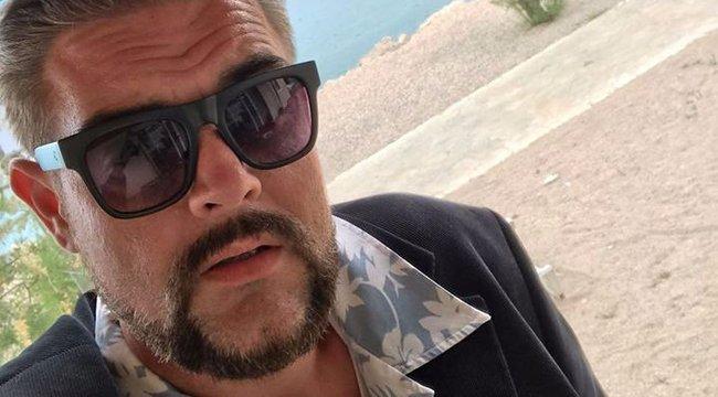 Orosz Gyuri humoristának sérült az agya (x)