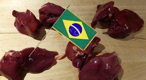 Felháborító! Minek nekünk brazil csirkemáj?