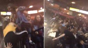 Egymást taposták a bepánikolt tinik - sokkoló videó a manchesteri terror helyszínéről