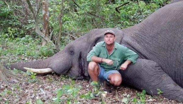 Elefánt nyomta agyon a férfit
